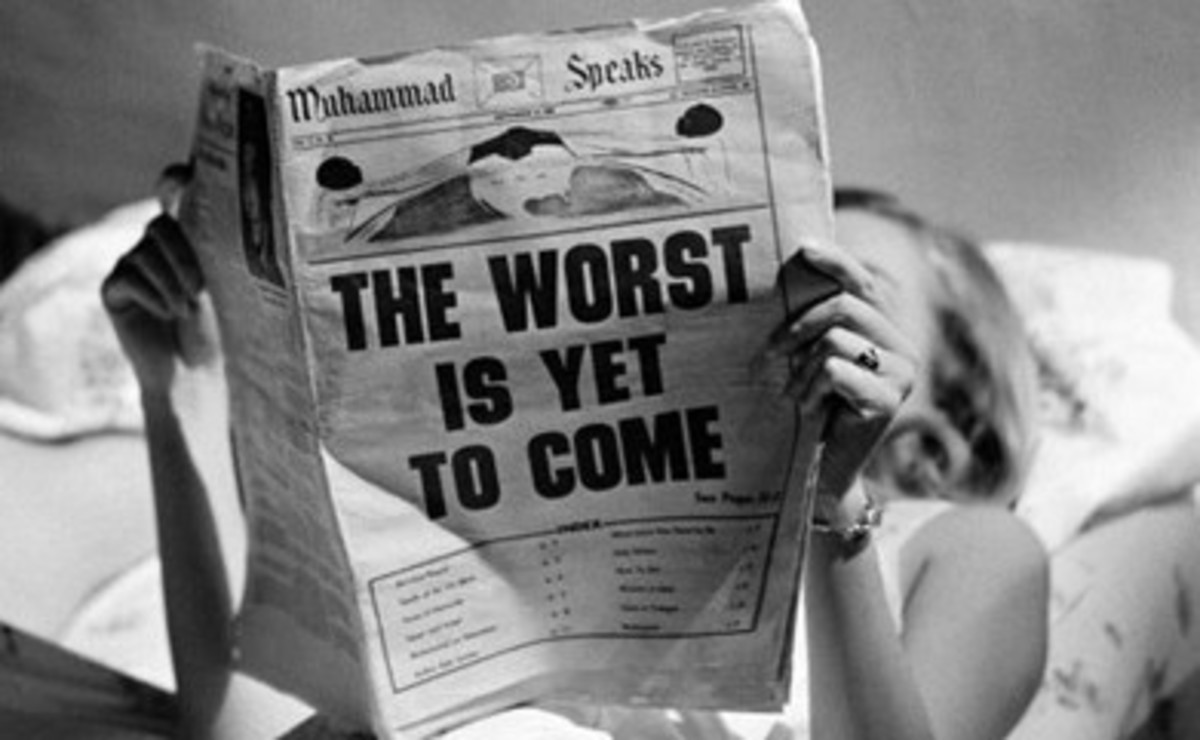 The Worst Is yet to Come