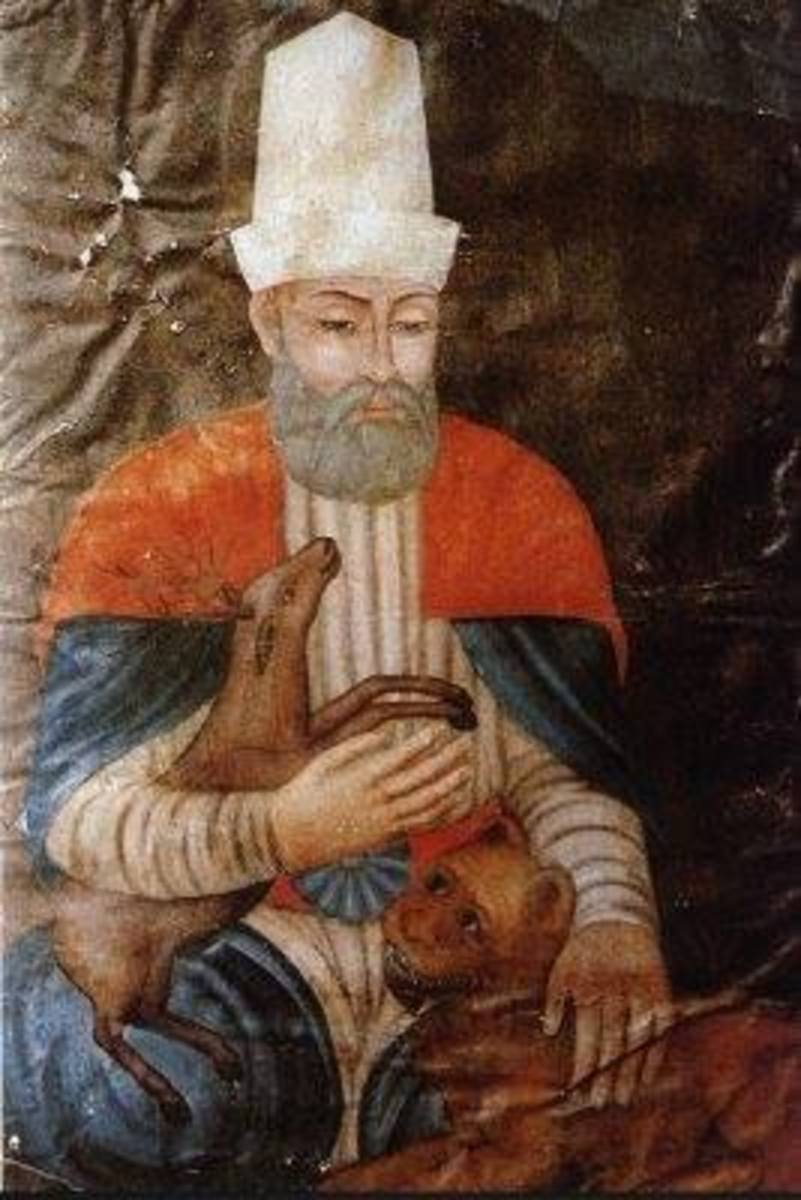 Haji Bektash Veli, mystic nomad of Anatolia