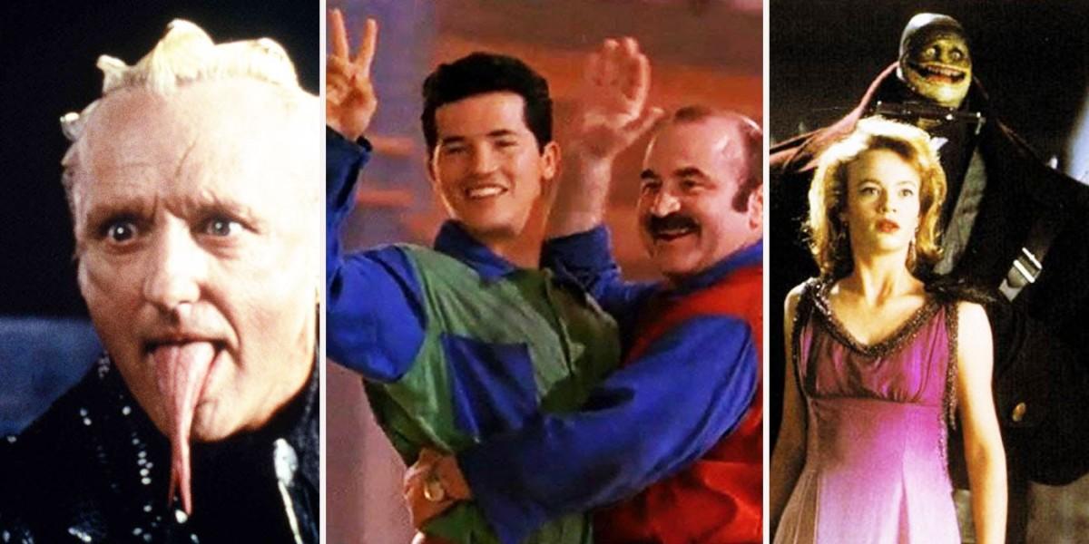Super Mario Bros 1993 Isn T As Bad As People Say Reelrundown