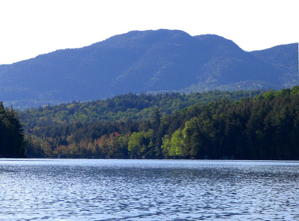Adirondack Hike: Ampersand Mountain