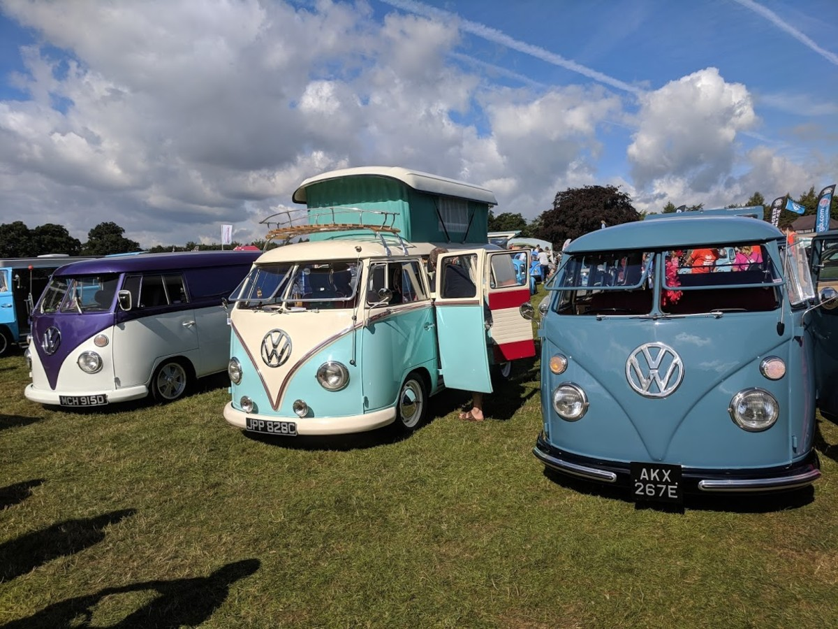VW Festival is the largest family Volkswagen show in the UK.