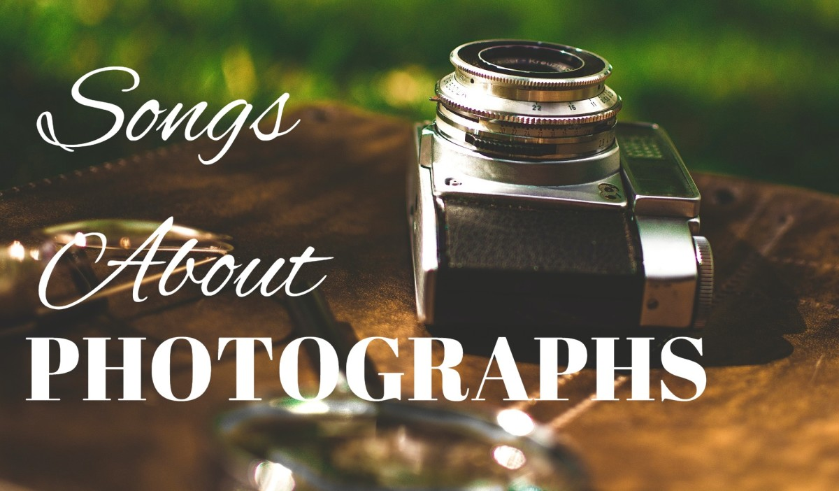 Photos help freeze time and provide a visual reminder of important memories. Celebrate the joy of photography and cameras with a playlist of pop, rock, country, hip-hop, and metal songs.
