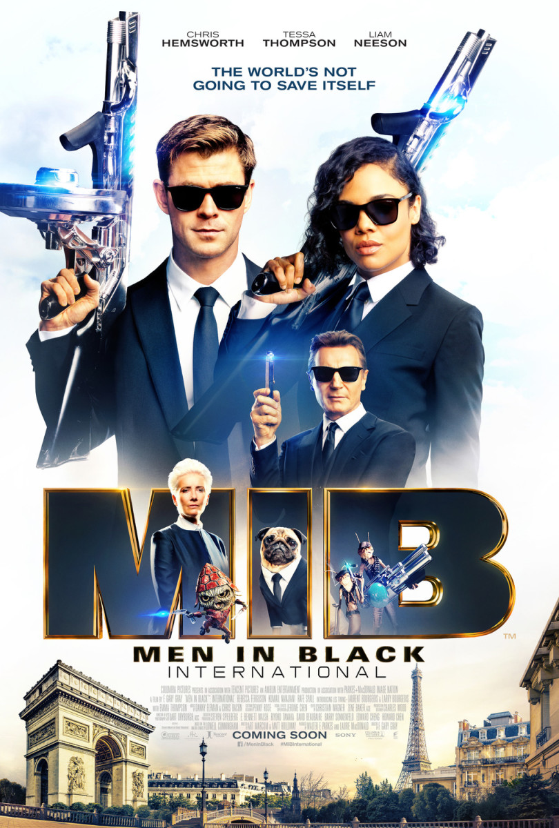 "Movie Review: ""Men in Black: International"""