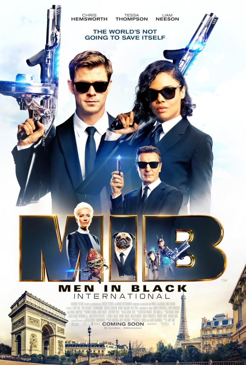 "Movie Review: ""Men in Black: International"""