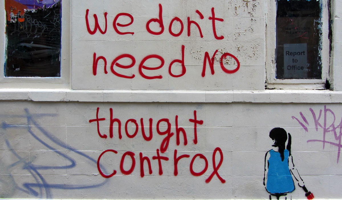 The Danger of Thought Control