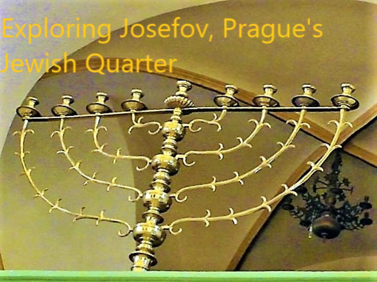 Exploring Josefov, Prague's Jewish Quarter