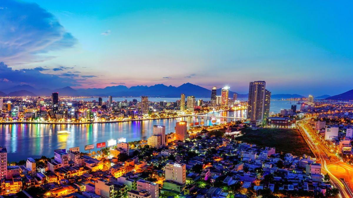 岘港,汉江边的城市