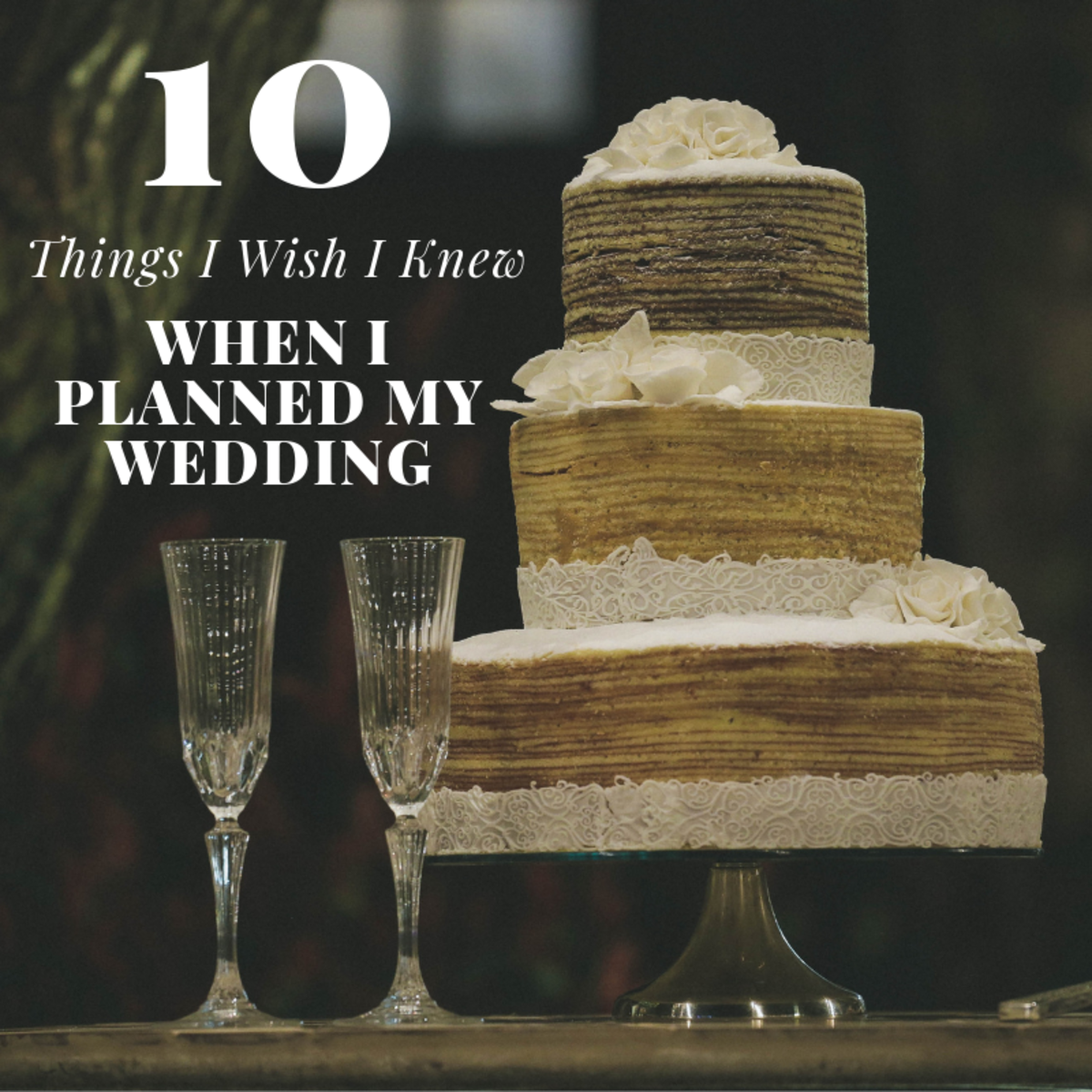Here are 10 things I wish someone had told me when I was planning my wedding.
