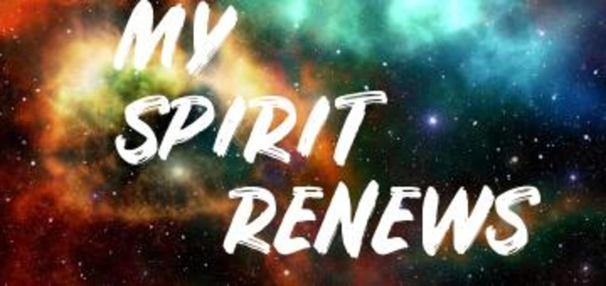 Poem: My Spirit Renews