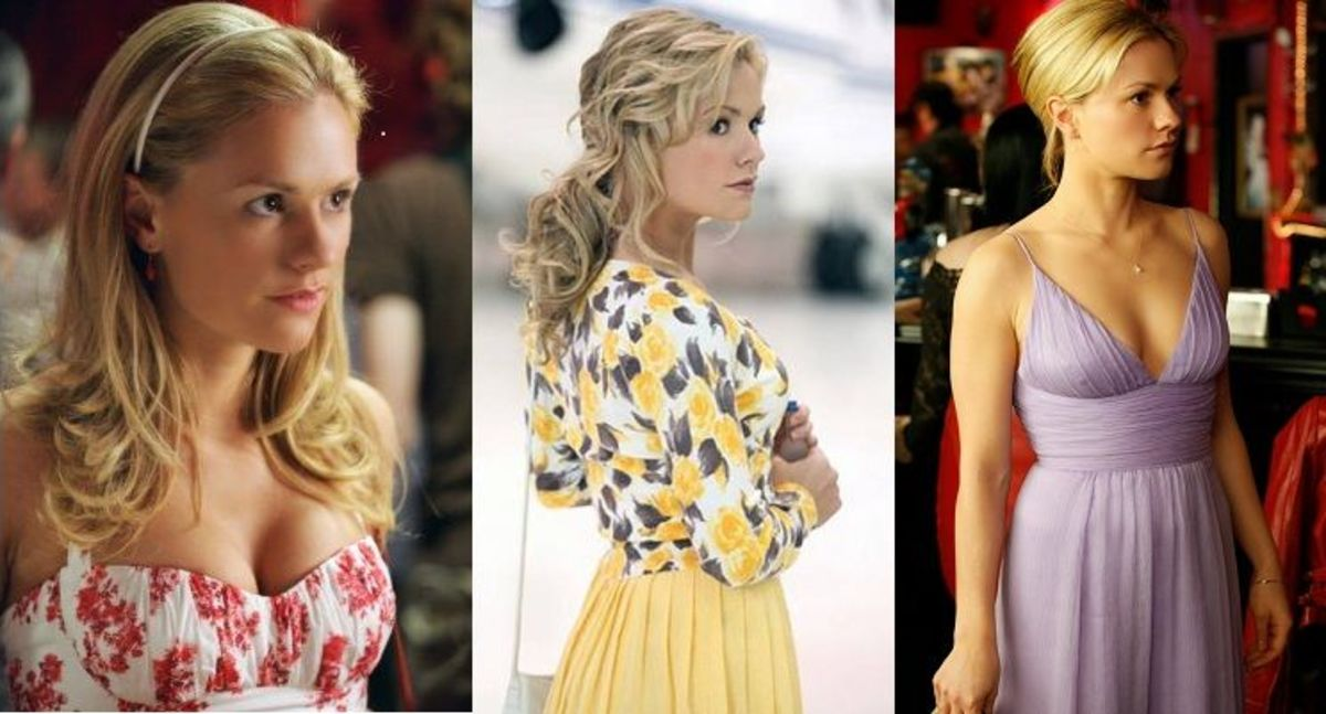 "Sookie Stackhouse's Top Ten Outfits on ""True Blood"""