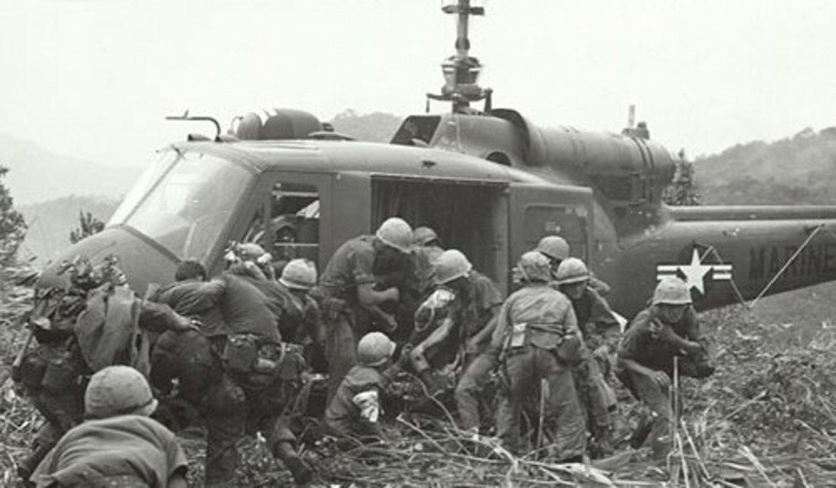 Robert Mueller in Vietnam