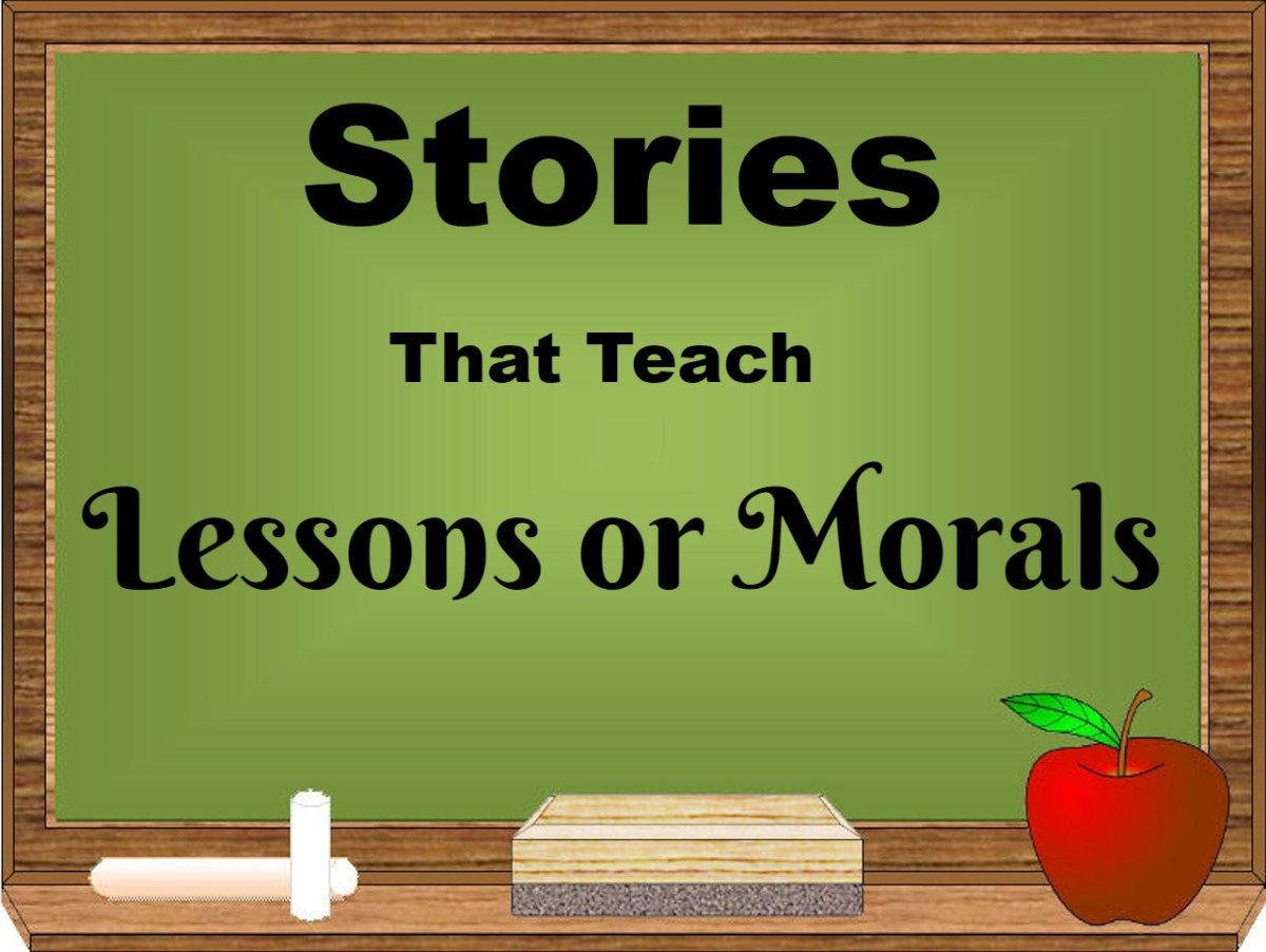 Moral Stories: Short Narratives That Teach Life Lessons and Values for Kids and Adults