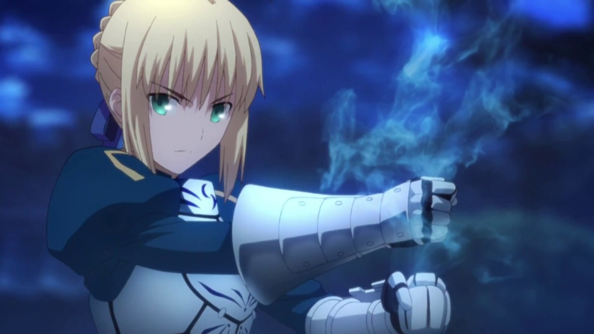 Every Class Skill in Fate/Stay Night (and Other Fate Games)