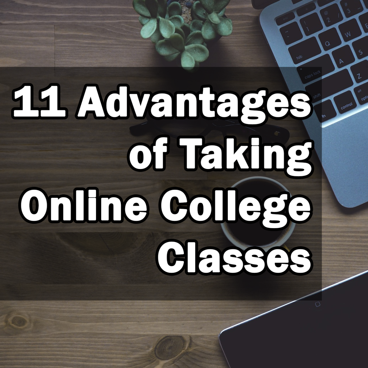 11 Advantages of Taking Online College Classes