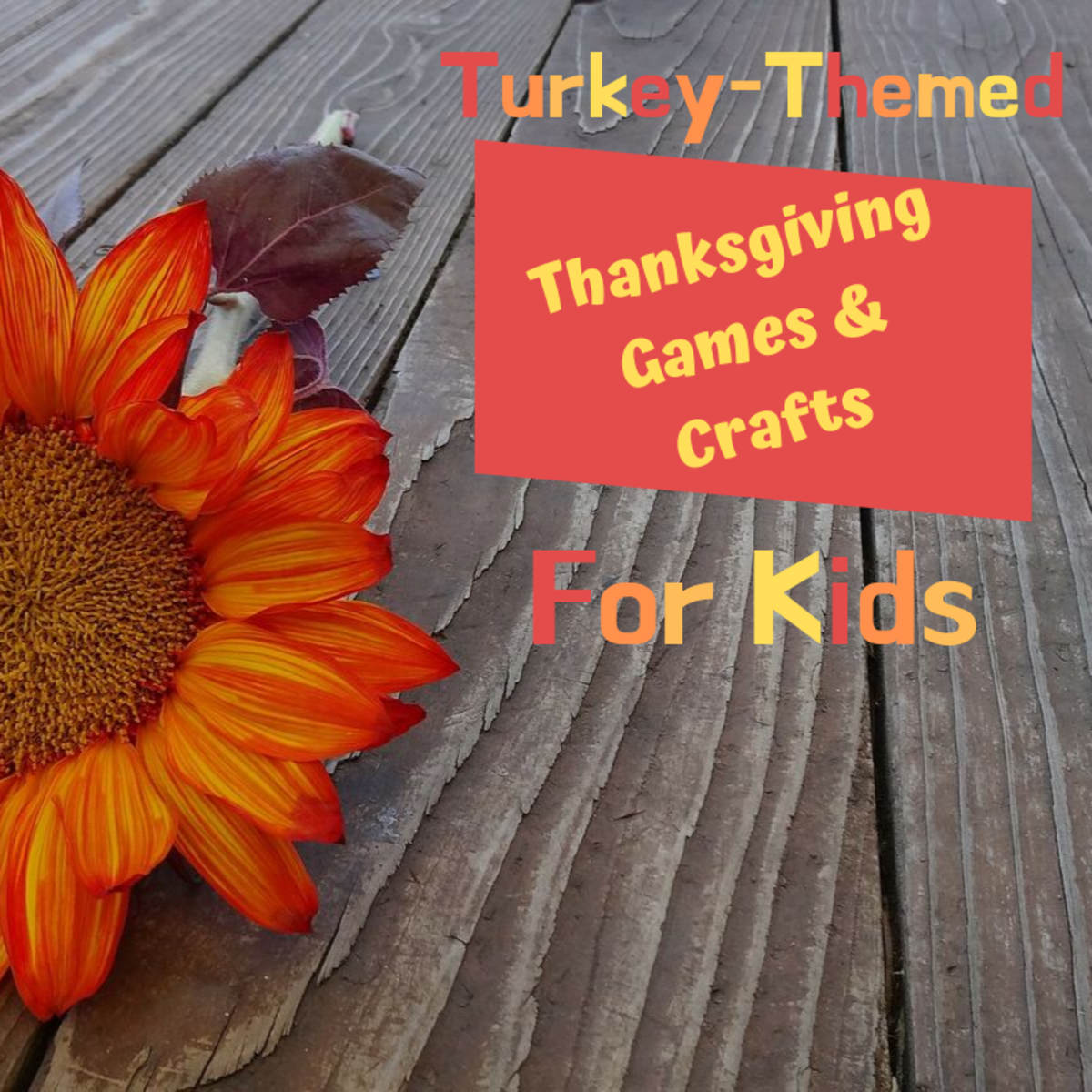 Turkey-Themed Thanksgiving Craft and Game Ideas for Kids