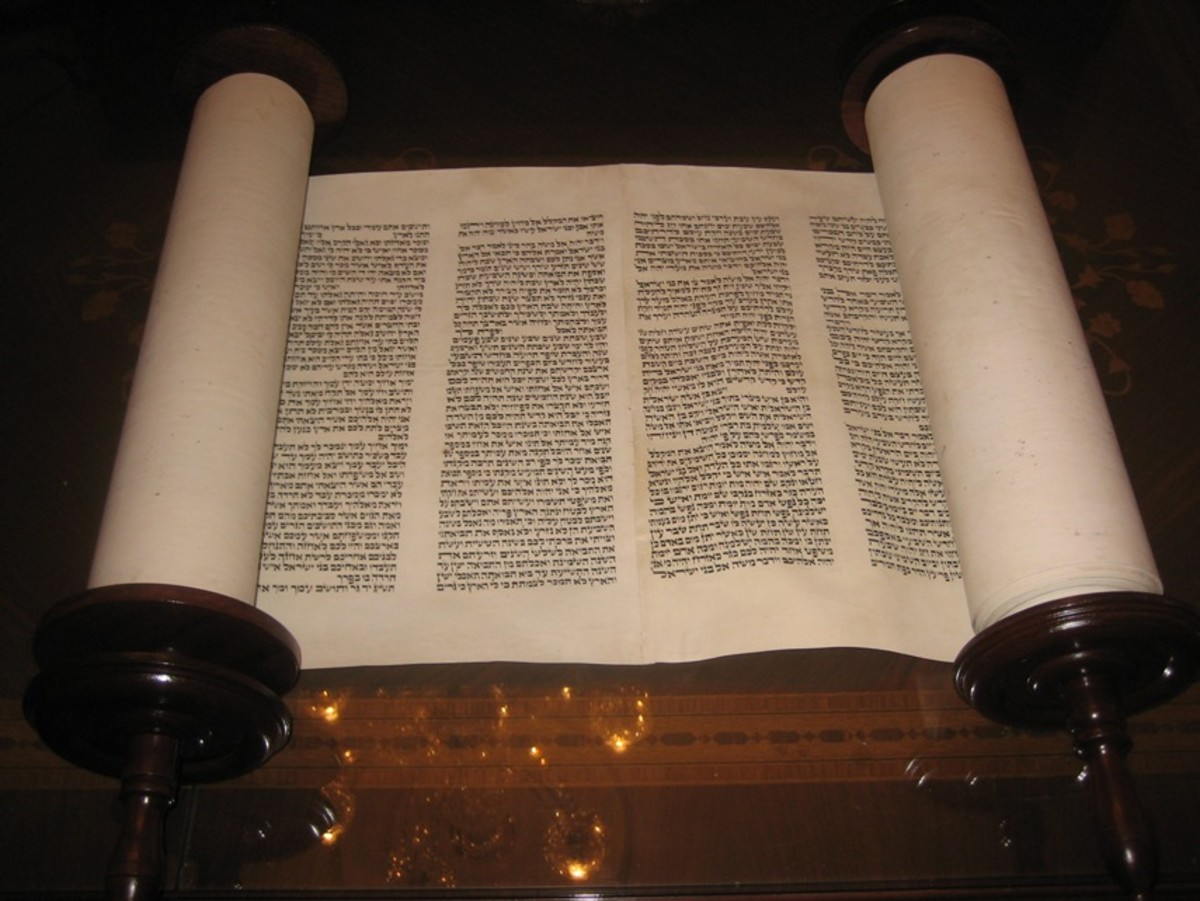 Reading the Bible in English and Hebrew