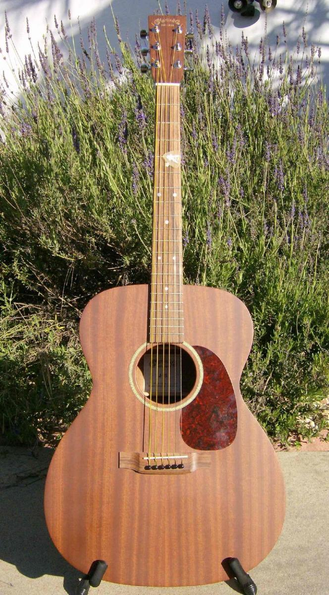 The Martin J-15: Martin's Inexpensive, but Rare Jumbo Guitar