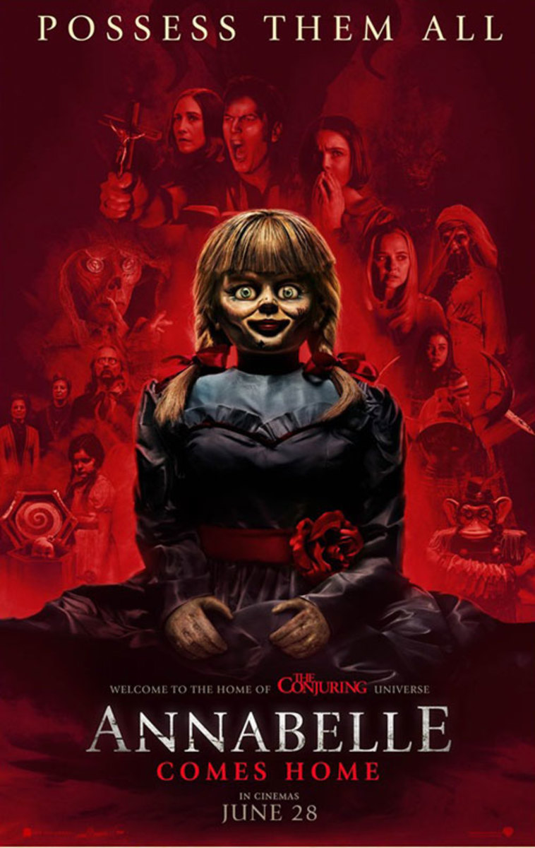 'Annabelle Comes Home' Review