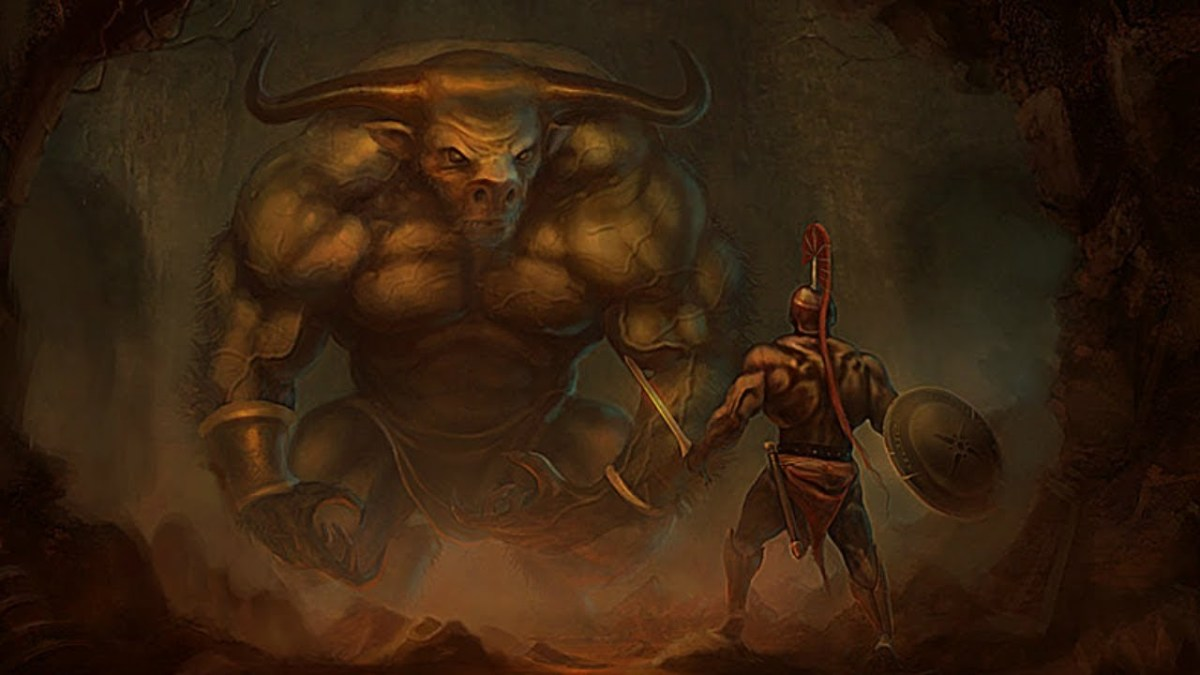 Legend of the Minotaur