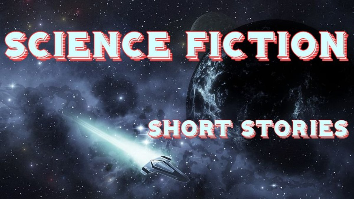 Very Short Science Fiction Stories Online