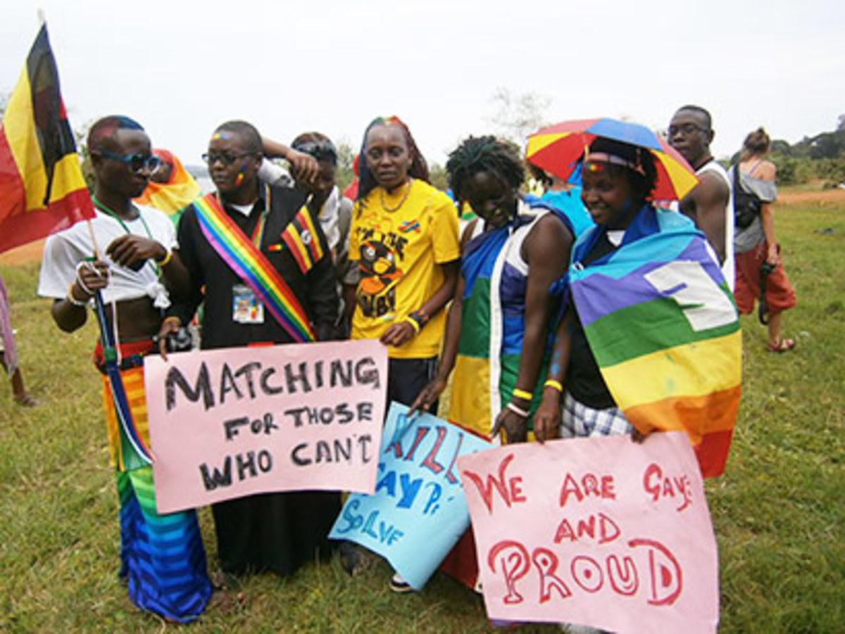 Uganda paper publishes 200 Top Homos - NY Daily News