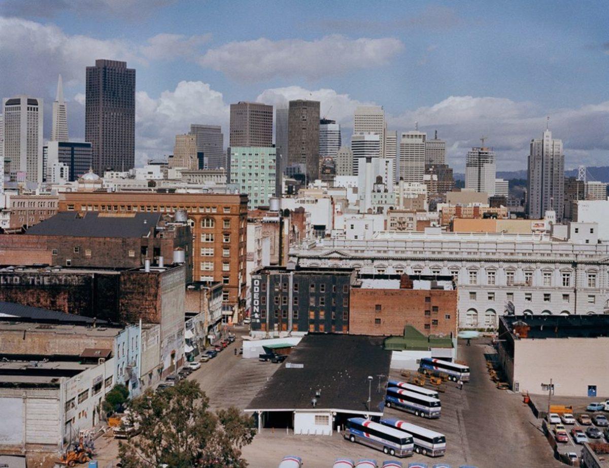 Farewell, 1980s San Francisco
