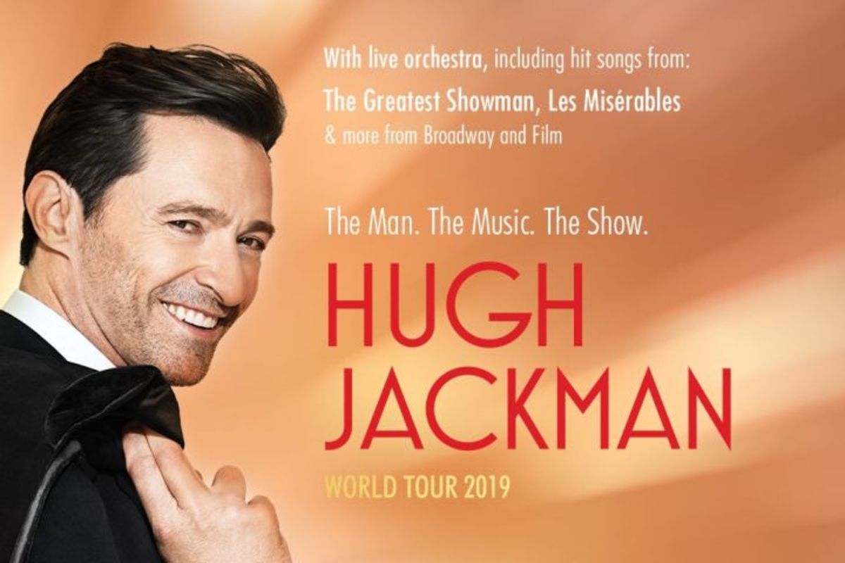 Hugh Jackman: The Man. The Music. The Show. A Concert Review