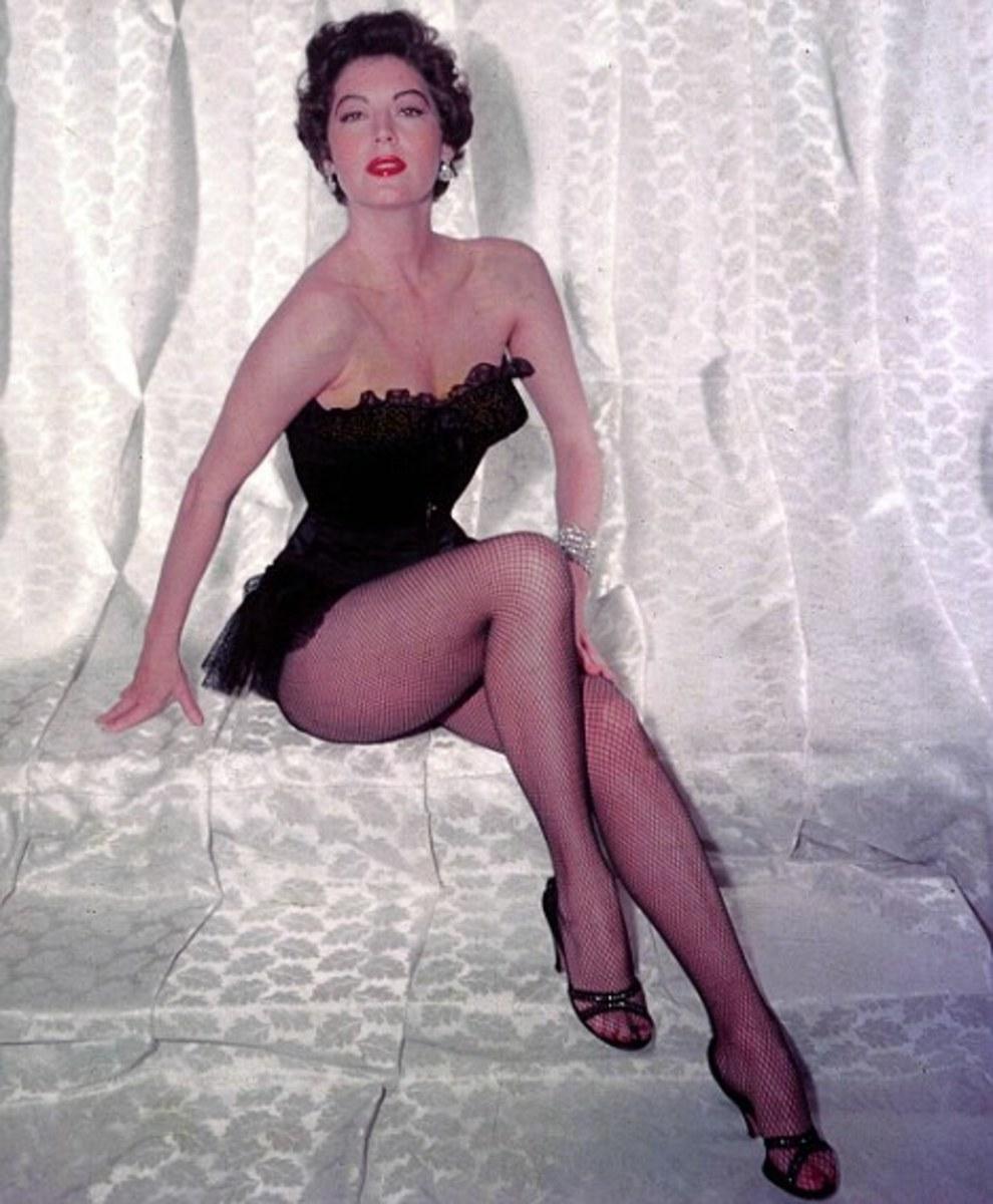 The Lovely Ava Gardner.