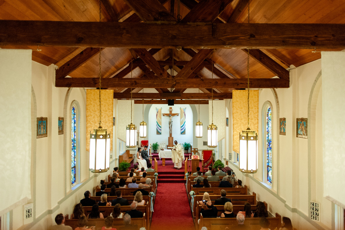What It Takes to Have a Catholic Wedding