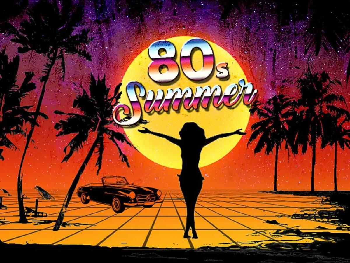 Summer Poster Photoshop Tutorial