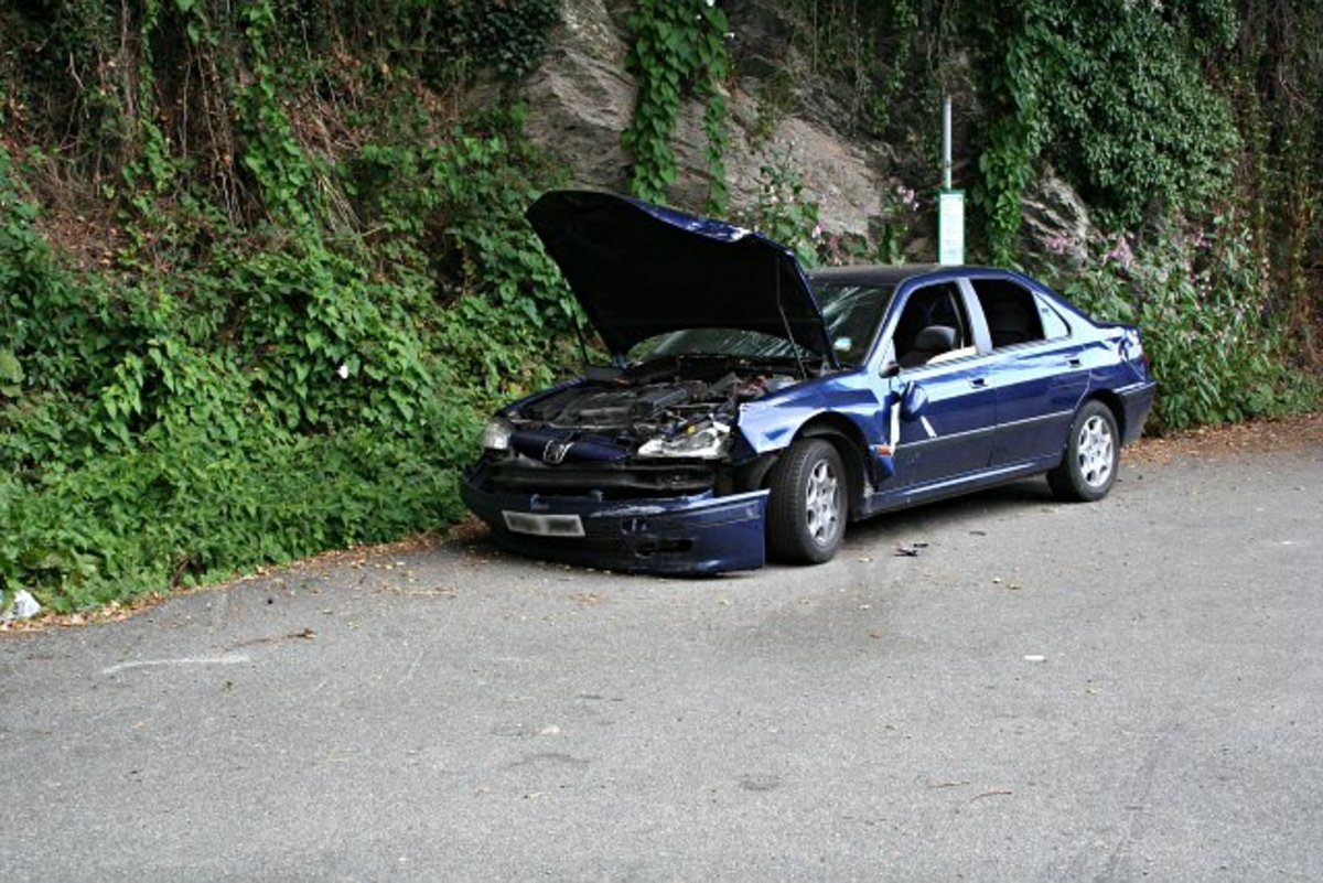 A car may stall on you without warning while you are driving.
