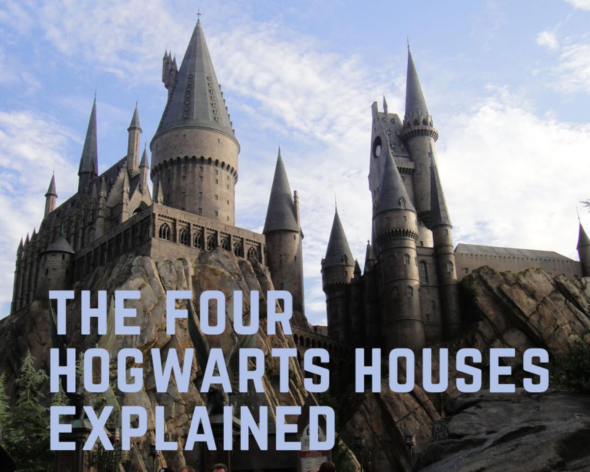 Harry Potter: The Four Hogwarts Houses Explained