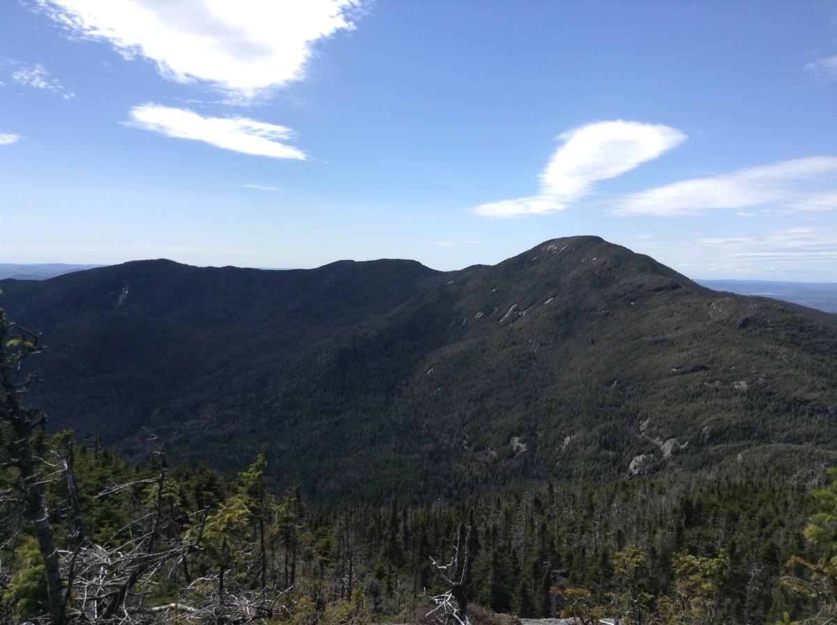 Adirondack Hike: Seward, Donaldson and Emmons