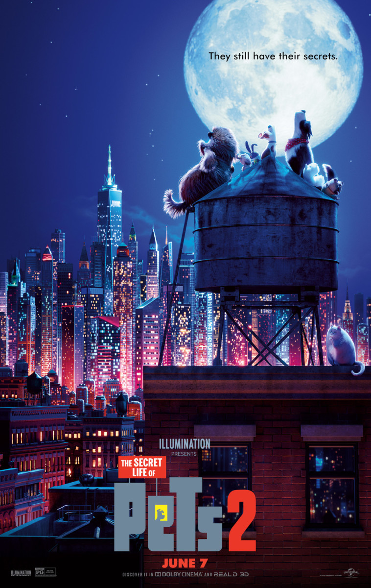 """Movie Review: """"The Secret Life of Pets 2"""""""
