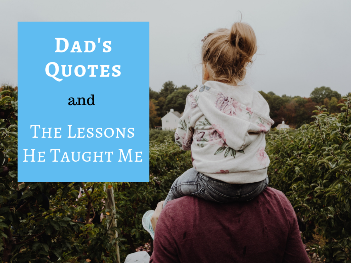 15 Life Lessons My Father Taught Me