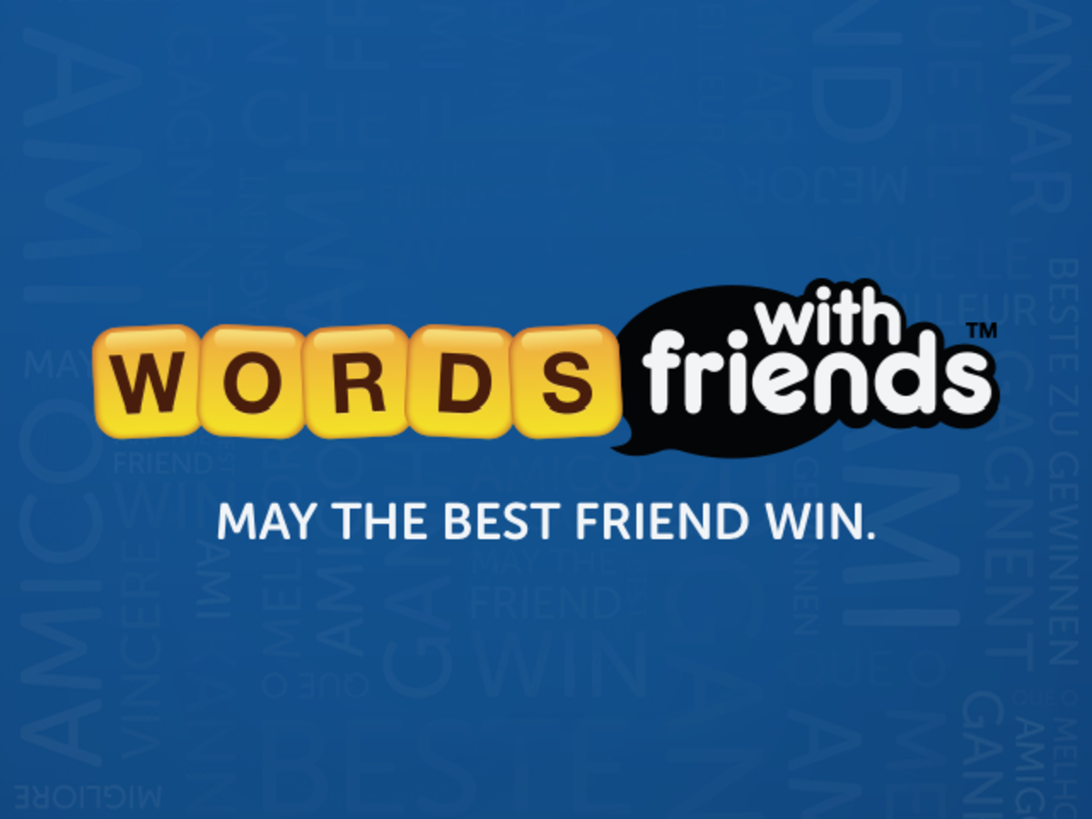 Words With Friends - Why?