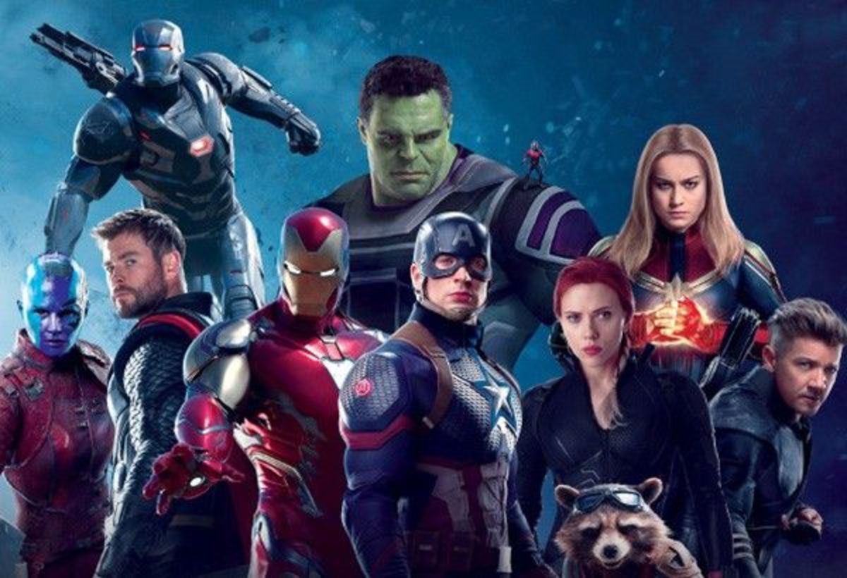 10 Great Shows and Movies for Avengers Fans