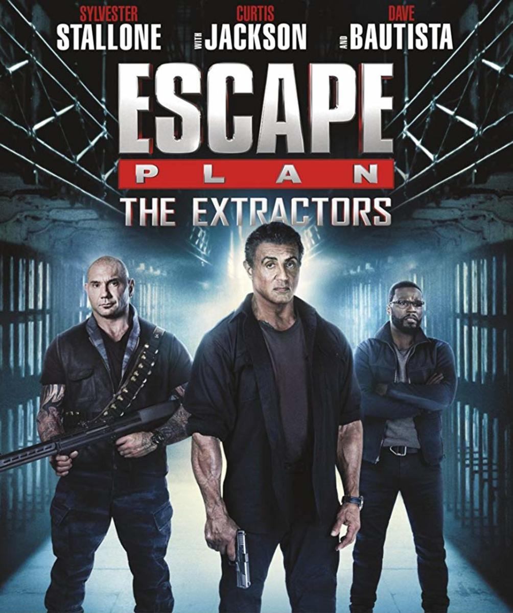'Escape Plan: The Extractors' (2019) Movie Review