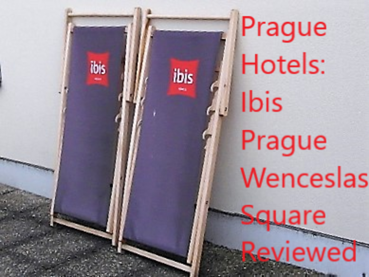 Prague Hotels: Ibis Prague Wenceslas Square Reviewed
