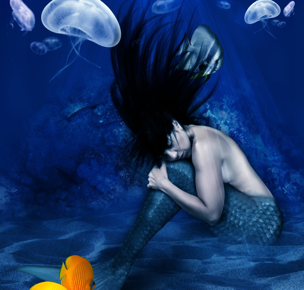 Poems About Mermaids
