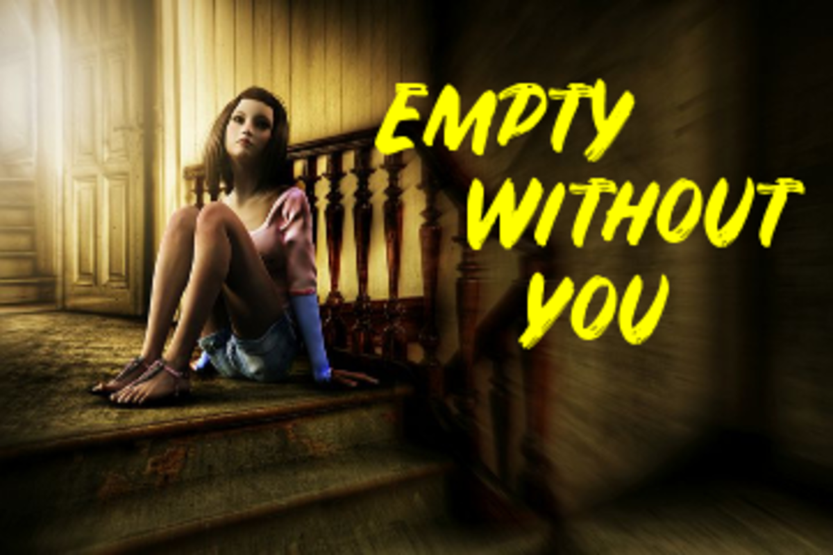 Poem: Empty Without You