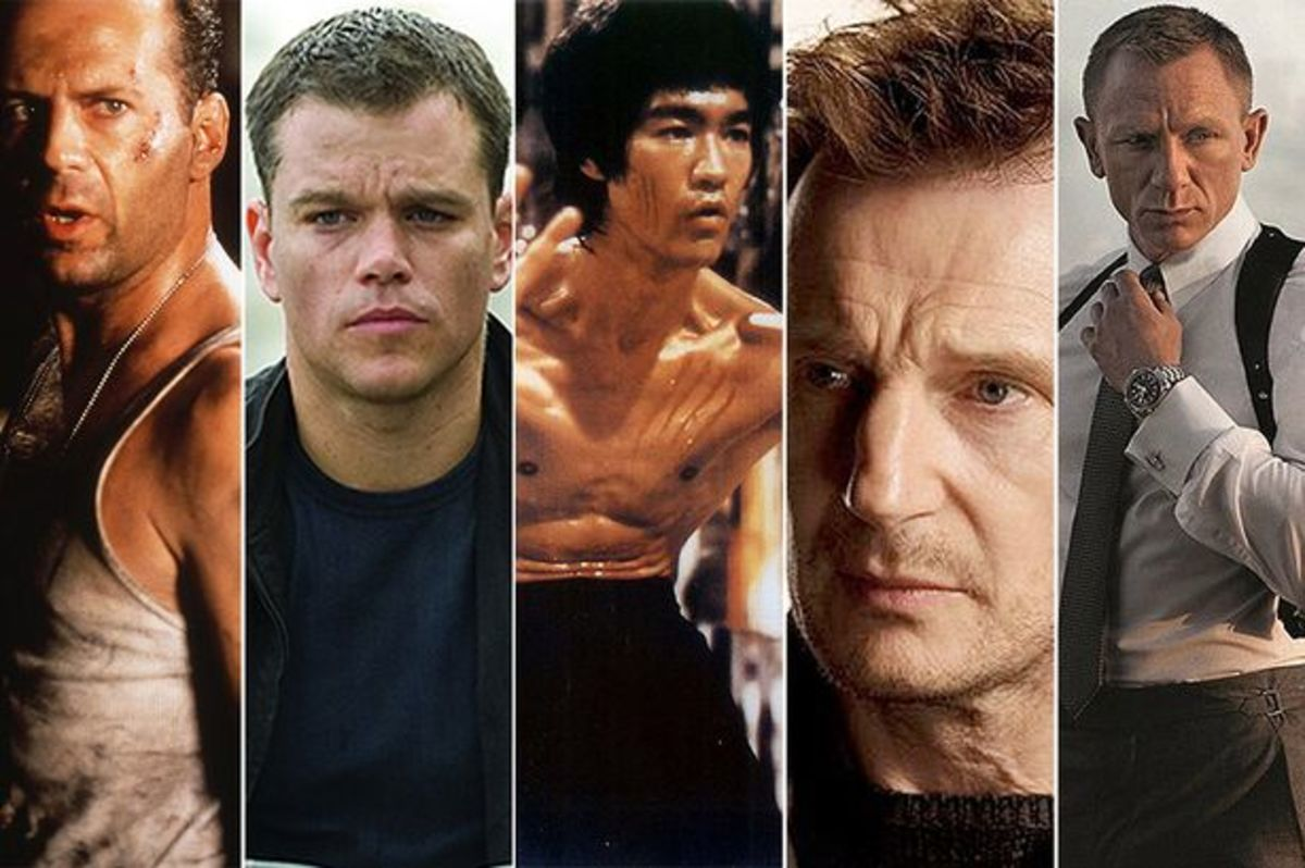 36 Pulse-Pounding Facts About Your Favorite Action Films