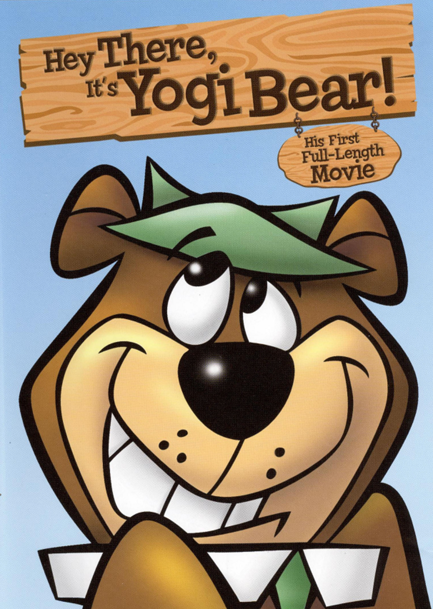 History of Hanna-Barbera: 'Hey There, It's Yogi Bear!' (1964)