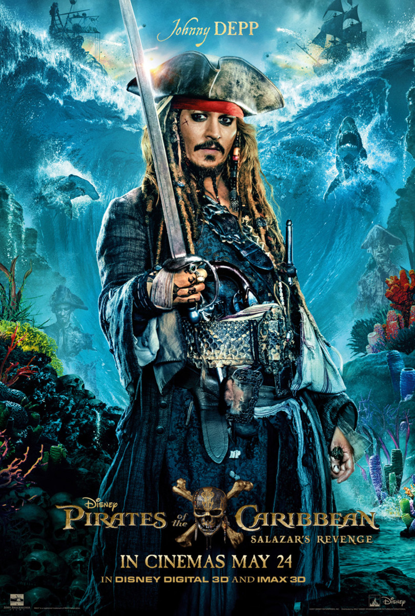Pirates Of The Caribbean SalazarS Revenge Arvostelu