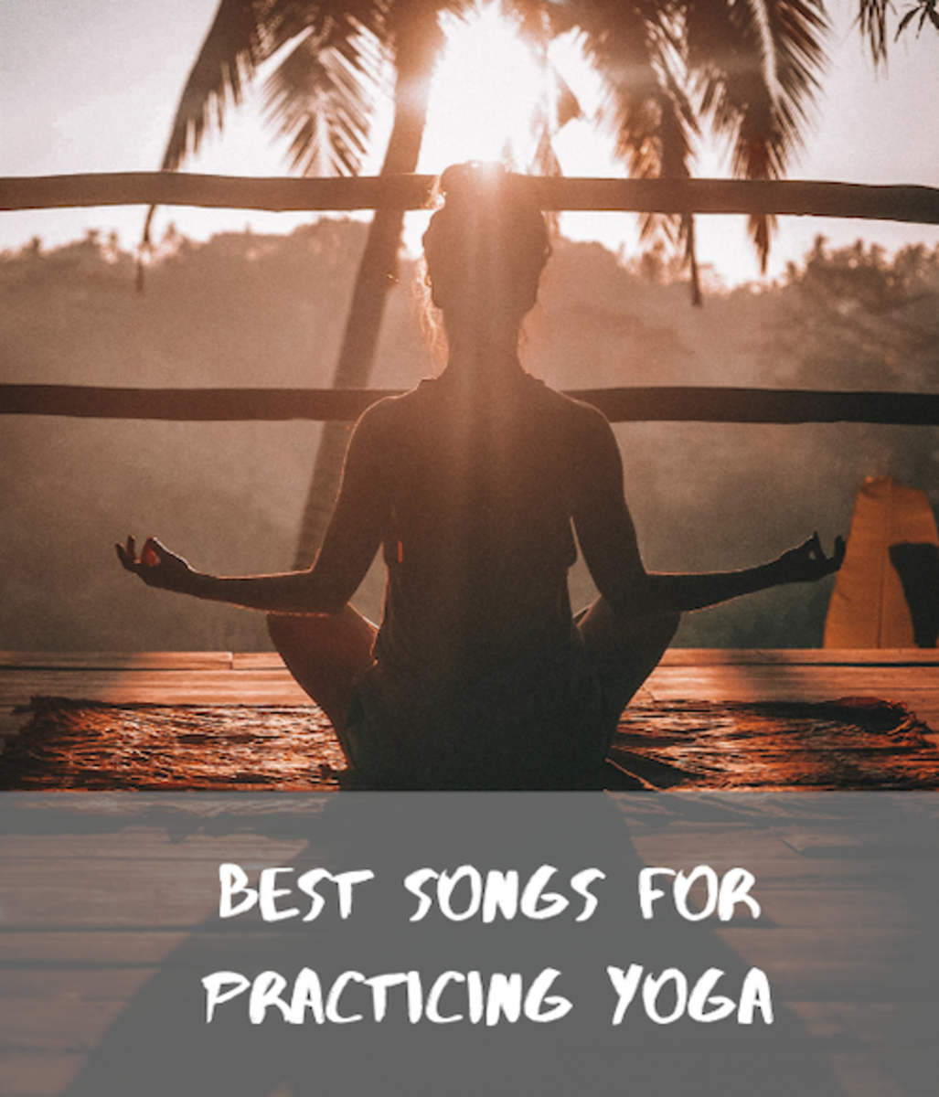 Learn the best songs to listen to when you practice yoga!