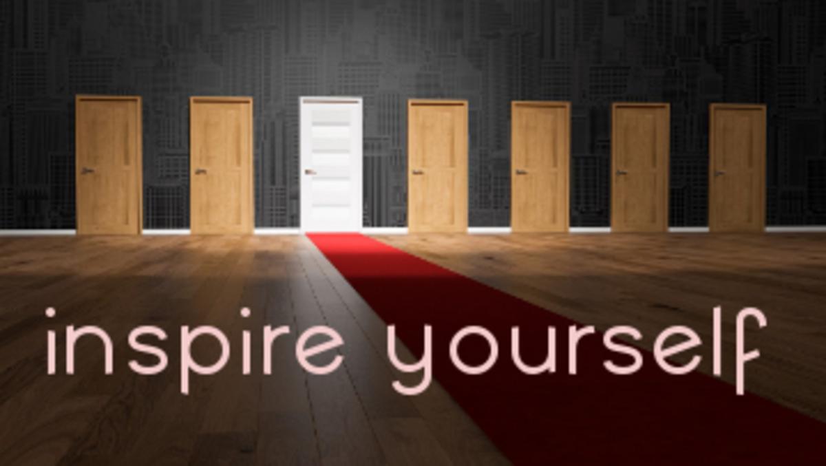 Poem: Inspire Yourself
