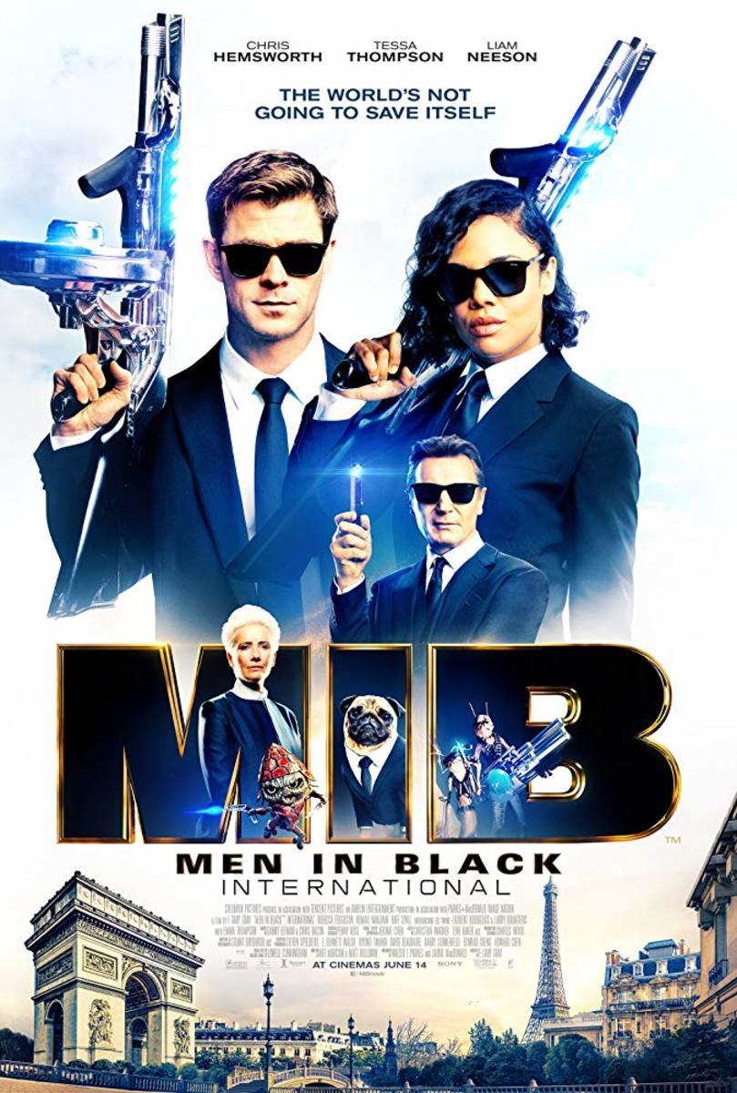 'Men in Black: International' (2019) Movie Review