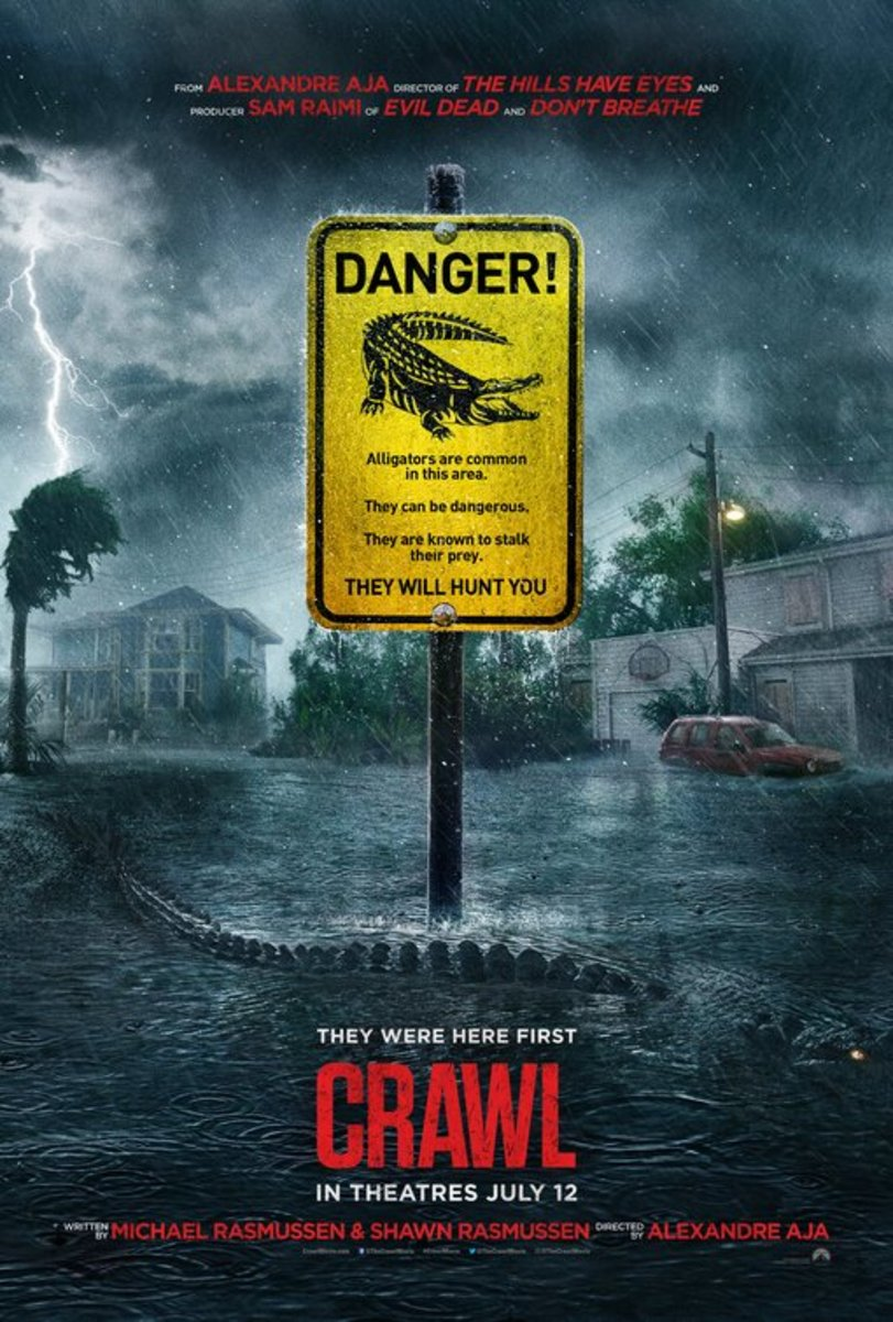 'Crawl' (2019) Review
