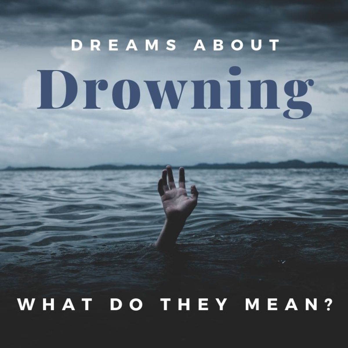 Do you often have dreams about drowning? Find out what it means!