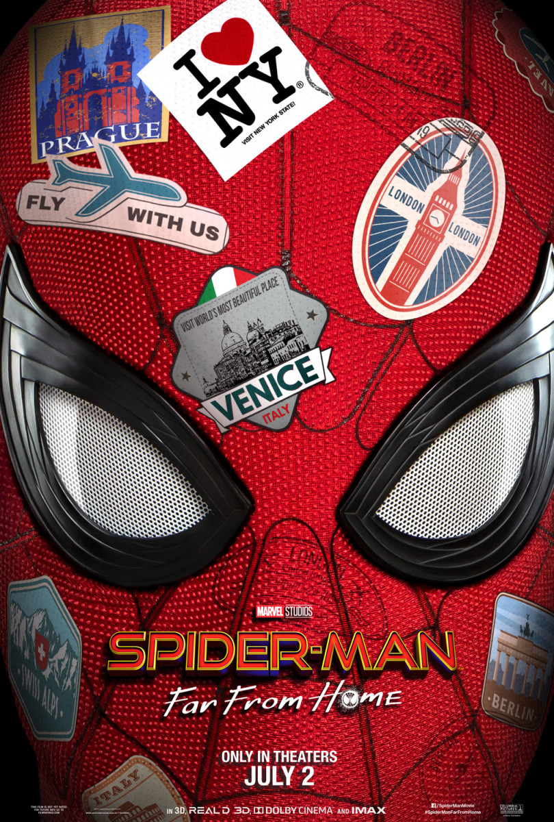 "Movie Review: ""Spider-Man: Far From Home"""